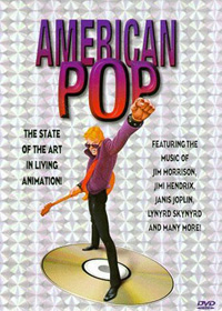 American Pop - DVD Cover